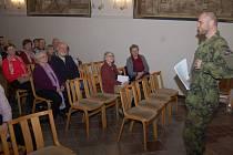 Z přednášky kaplana Jana Böhma v Domažlicích.