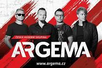 V Mrákově zahraje Argema spolu s kapelou Sifon rock.