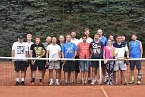 Účastníci loňského ročníku turnaje Šumava Cup.