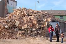 V březnu 2013 byla ukončena demolice areálu bývalé domažlické nemocnice.