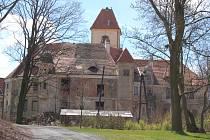 Zámek Poběžovice.