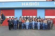 """BĚLŠTÍ HASIČI zvou na oslavy 140. výročí založení sboru. """"Oslavy jsou připraveny, přijeďte!"""" vzkazuje velitel jednotky Michal Lukášek."""