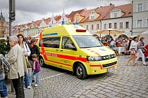 Přestože se v průběhu Chodských slavností nad městem několikrát rozezněla siréna vozů zdravotnické záchranné služby, byl průběh víkendu nezvykle klidný.