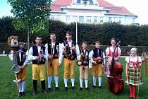 Dráteníci se takto v Brně zvěčnili.