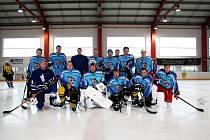 Desátý ročník hokejového turnaje hasičů vyhrálo družstvo HZS Domažlice.