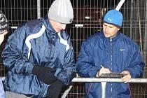 Třetiligovým fotbalistům Jiskry Domažlice začala ´tolik oblíbená´ zimní příprava.