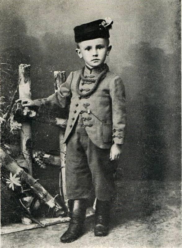Sokolík Zdeněk Bořek-Dohalský.
