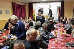 Valná hromada dobrovolných hasičů v Křenovech.