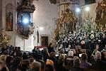 Česká mše vánoční v podání Čerchovanu.