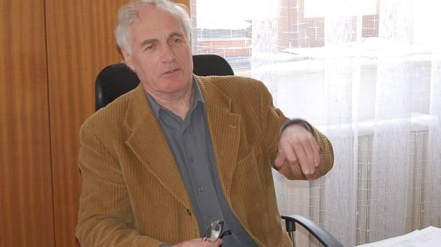Jan Löffelmann, starosta Kdyně.