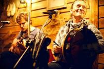 Hudební skupina Poitín.