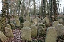 Židovský hřbitov v Poběžovicích na Domažlicku.