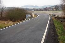 Slavnostní otevření silnice z Domažlic do Mrákova.