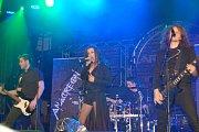 Koncert skupiny Arakain v Domažlicích