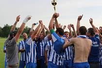 Nováček I.A třídy FK Staňkov porazil Sušici, vyhrál soutěž a zahraje si krajský přebor.