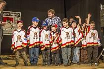 Cenu pro Sportovce roku v kategorii kolektivů v posledních dvou letech sbírali i mladí hokejisté HC Domažlice.