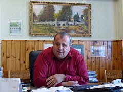 Libor Picka, starosta Bělé nad Radbuzou.