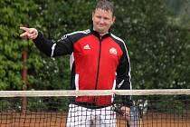 Amatérská tenisová soutěž na Domažlicku Davis Cup.