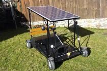 Solární automobil Jaromíra Märze
