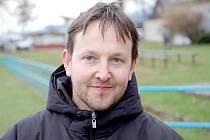 Trenér A - mužstva Sokola Postřekov Jindřich Kapic.