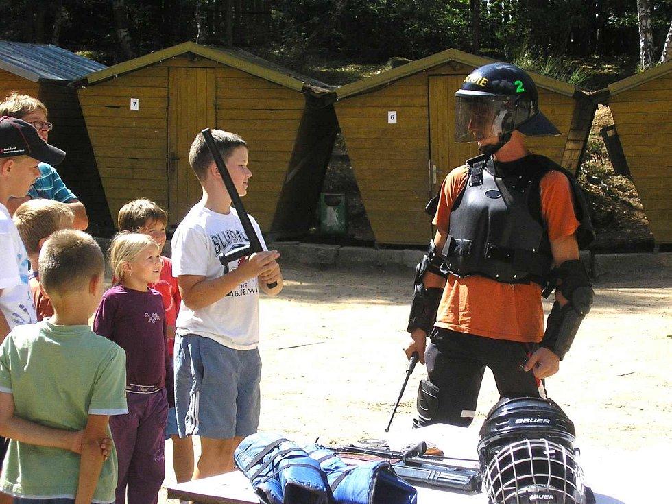 Z tábora Hatlavka.