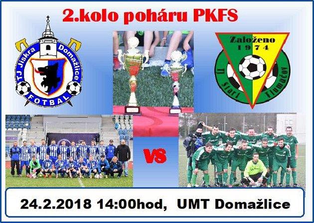 Fotbalové Chodsko zítra čeká velké derby.