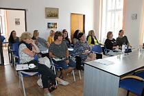 Semináře pro pedagogy i veřejnost se v sídle MAS Český les konají pravidelně.