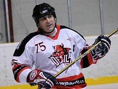 Roman Kulhánek z AHC Devils Domažlice.
