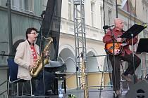 Jazzový festival se opět vrátil do Domažlic. Bohemia JazzFest 2019.