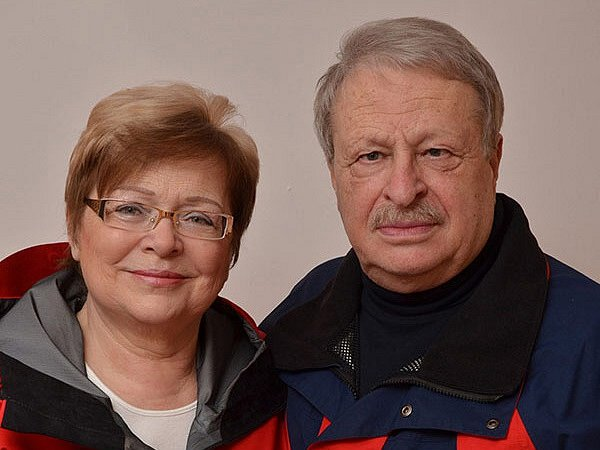 Manželé Klempířovi.