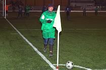 Z turnajového utkání 1. FC Horšovský Týn s ZD Meclov.