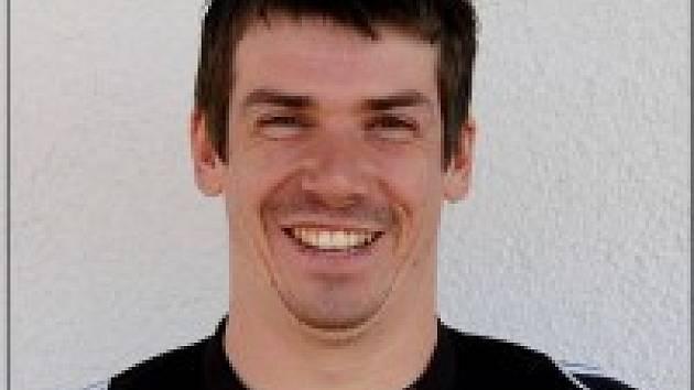 Jedenatřicetiletý záložník SV Bernried Jan Talaš.
