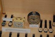 Výstava hodinek ve Kdyni