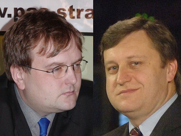 Václav Prokůpek a Vladislav Vilímec.