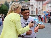 9. ročník Panevropského půlmaratonu v Poběžovicích.