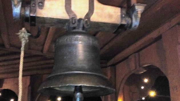 Advent, nejstarší a nejmenší domažlický zvon.