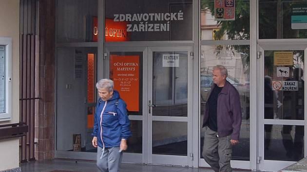 Úřad práce Domažlice.
