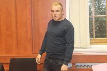 Obžalovaný Adam Schober.