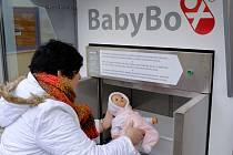 Babybox v Domažlicích je zatím ve zkušebním provozu.