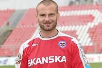 Fotbalista Tomáš Došek.