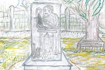 Kresba od autora článku Jana Prokopa Holého.