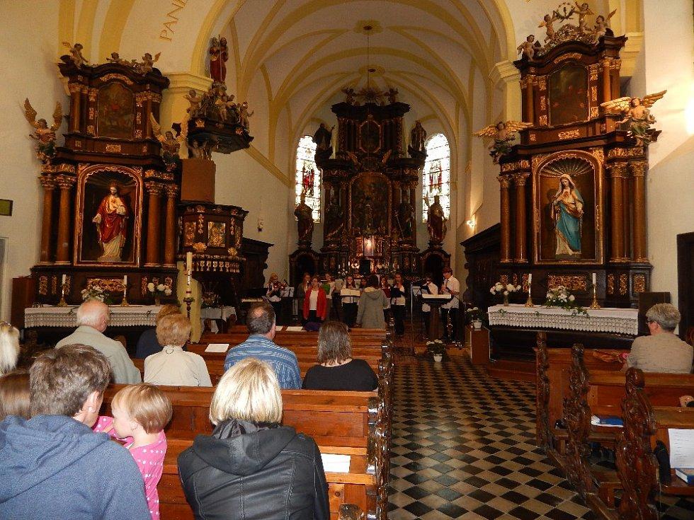 Noc kostelů v Horšovském Týně 2016.