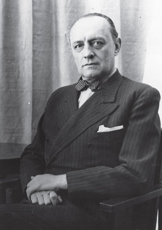 Diplomat František Bořek-Dohalský.