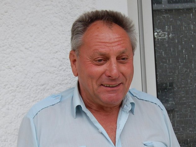Josef Husník z Brnířova.