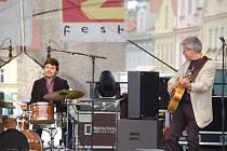 Bohemia JazzFest 2011 v Domažlicích.