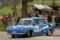 Kdyňská posádka Bohumír Svoboda ml. s Radkem Jaklem skončili na skvělém 27. místě v absolutní klasifikaci Historic Vltava Rallye a v hodnocení českého šampionátu skončili na 6. místě.