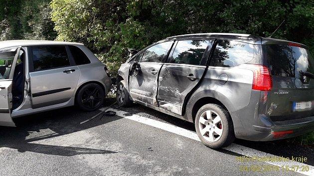 Nehoda uSmolova.