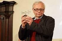 Zlatou rafičku převzal i režisér, scénárista a herec Karel Smyczek, autor seriálu Bylo nás pět, filmu Sněženky a machři či pohádky Lotrando a Zubejda.