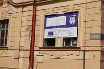 MUZEUM JINDŘICHA JINDŘICHA v Domažlicích. Od června v něm probíhá celková rekonstrukce.