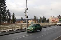 Stopy po bývalé nemocnici již nejsou na vyrovnaném terénu patrné